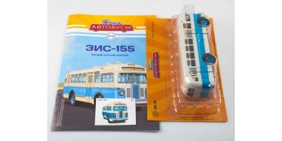 Масштабная модель Наши Автобусы №19, ЗИС-155