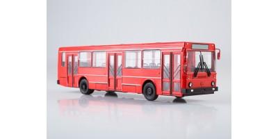 Масштабная модель Наши Автобусы №16, ЛиАЗ-5256