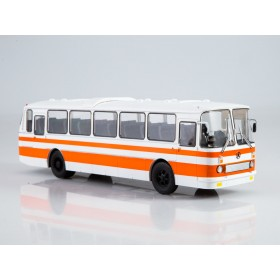 Масштабная модель Наши Автобусы №15, ЛАЗ-699Р