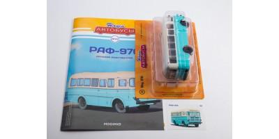 Масштабная модель Наши Автобусы №22, РАФ-976