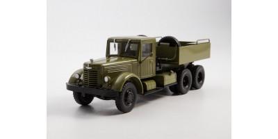 Масштабная модель Легендарные грузовики СССР №40, ЯАЗ-210Г
