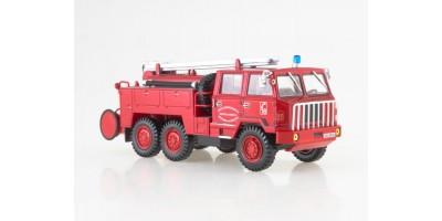 Масштабная модель BERLIET FF 6x6 FPT HR