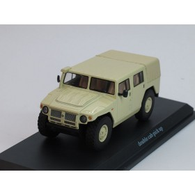 Масштабная модель ГАЗ-233001 ТИГР, пикап