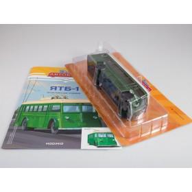 Масштабная модель Наши Автобусы №14, ЯТБ-1