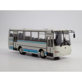 """Масштабная модель Наши Автобусы №26, ПАЗ-4230 """"Аврора"""""""