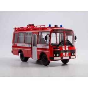 Масштабная модель Наши Автобусы. Спецвыпуск №2, АГ-12(3205)