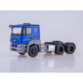 Масштабная модель КАМАЗ-65206 седельный тягач