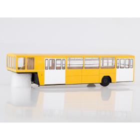 Масштабная модель Пассажирский полуприцеп АППА-4