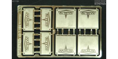 Сборная модель Карьерный самосвал БЕЛАЗ-540А