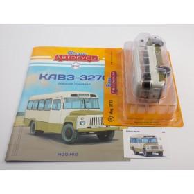 Масштабная модель Наши Автобусы №20, КАвЗ-3270