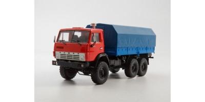Масштабная модель КАМАЗ-4310