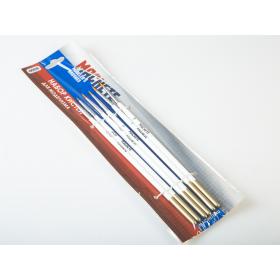 Набор сверл для моделизма 0.6-1.5 мм (Сделано в Японии)