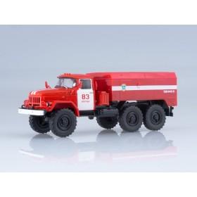 Масштабная модель УМП-350 (131) пожарный