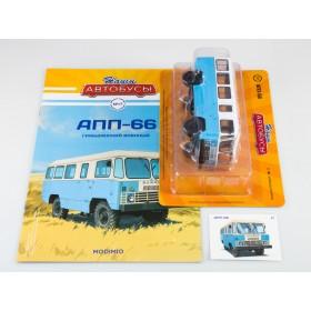 Масштабная модель Наши Автобусы №17, АПП-66