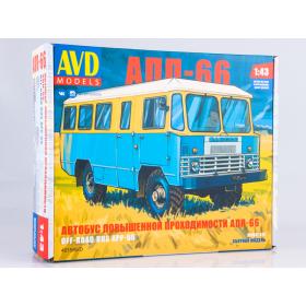 Сборная модель Автобус повышенной проходимости АПП-66