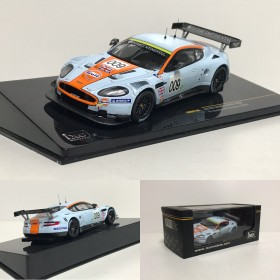 Масштабная модель ASTON MARTIN DBR9 #009 (GULF) Presentation Version 2008