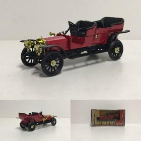 Масштабная модель Руссо-Балт С24-30 1909 Дубль Фаэтон. Сделано в РФ