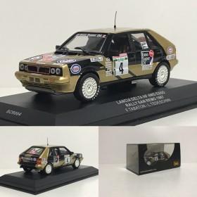 Масштабная модель Lancia Delta HF 4WD №4 «Esso» Rally Sanremo (Tabaton - Tedeschini) 1987