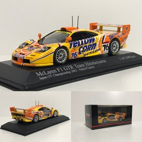 Масштабная модель McLaren F1 GTR #76 Team Hitotsuyama