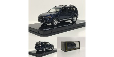 Масштабная модель Mitsubishi New Outlander, Blue