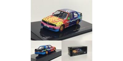 Масштабная модель BMW M3 (E30) ART CAR Ken Done