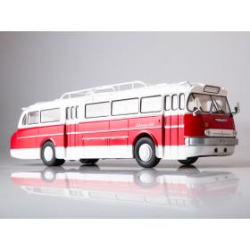 Масштабная модель Наши Автобусы №6, Икарус-66