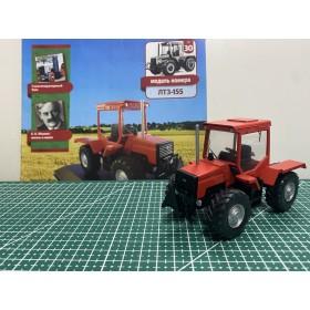 Тракторы: история, люди, машины №30 - ЛТЗ-155