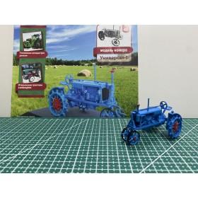 Тракторы: история, люди, машины №46 - Универсал-1