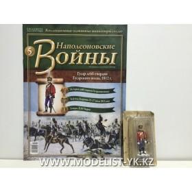 Наполеоновские войны №5 Гусар лейб-гвардии Гусарского полка, 1812 г.