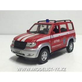 УАЗ Патриот пожарный