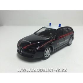 АЛЬФА Ромео полиция