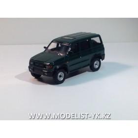 УАЗ-3162 симбир,зеленый