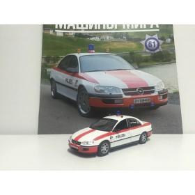 Полицейские Машины Мира №61 - Opel Omega Switzerland Полиция Швейцарии