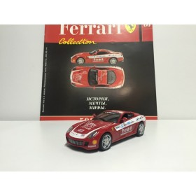 Ferrari Collection №66 599 GTB 'Panamerican 20 000' (блистера нет)