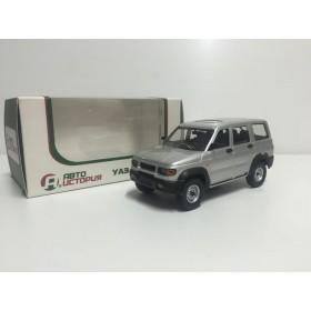 УАЗ-3162 Симбир (серебристый) Производитель: Автоистория (АИСТ)