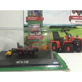 Тракторы: история, люди, машины №94 - МТЗ-132 (Беларус 132)