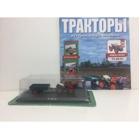 Тракторы: история, люди, машины №86 - TZ 4K-14