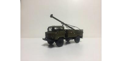 Бурильная машина БМ-302 (66) Производитель: Автоистория (АИСТ)