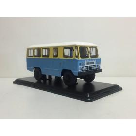 Армейский автобус АПП-66, жёлто-синий Производитель: Start Scale Models (SSM)