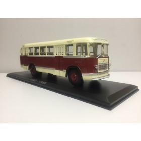 Ликинский автобус 158В (бежево-бордовый) Производитель: Classicbus