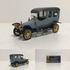 Масштабная модель Руссо-Балт Лимузин 1912. Сделано в СССР. Нет навески(гудок,ручаг)