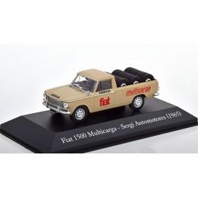 Масштабная модель Fiat 1500 Multicarga Sergi Automotores 1965
