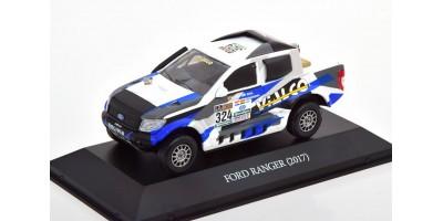 Масштабная модель Ford Ranger No.324, Rally Dakar Bulacia/Bustos 2017
